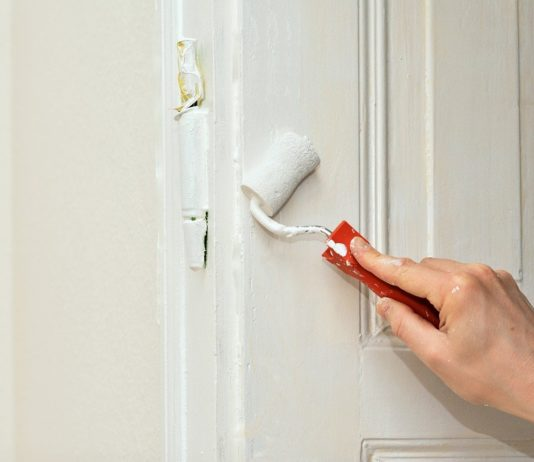 Forårsklargøring af døre og vinduer
