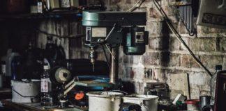 Garage lys