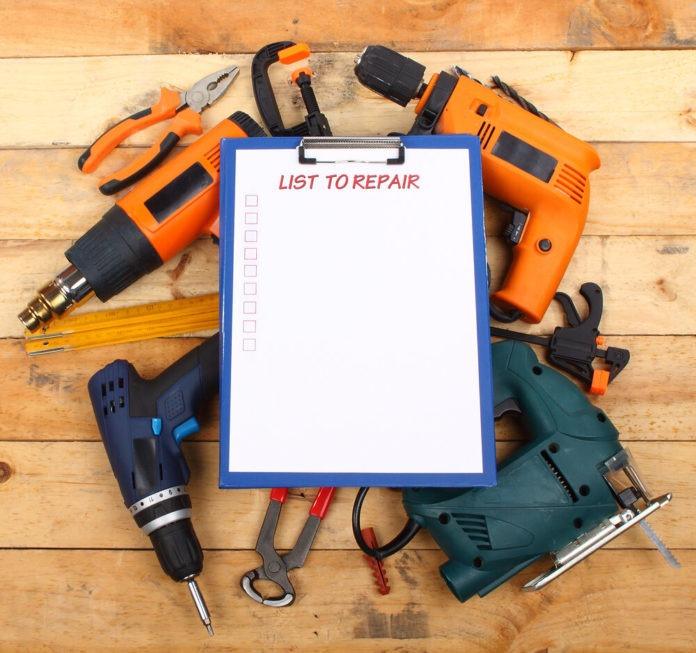 Værktøj og gør-det-selv