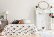 Klassisk soveværelse